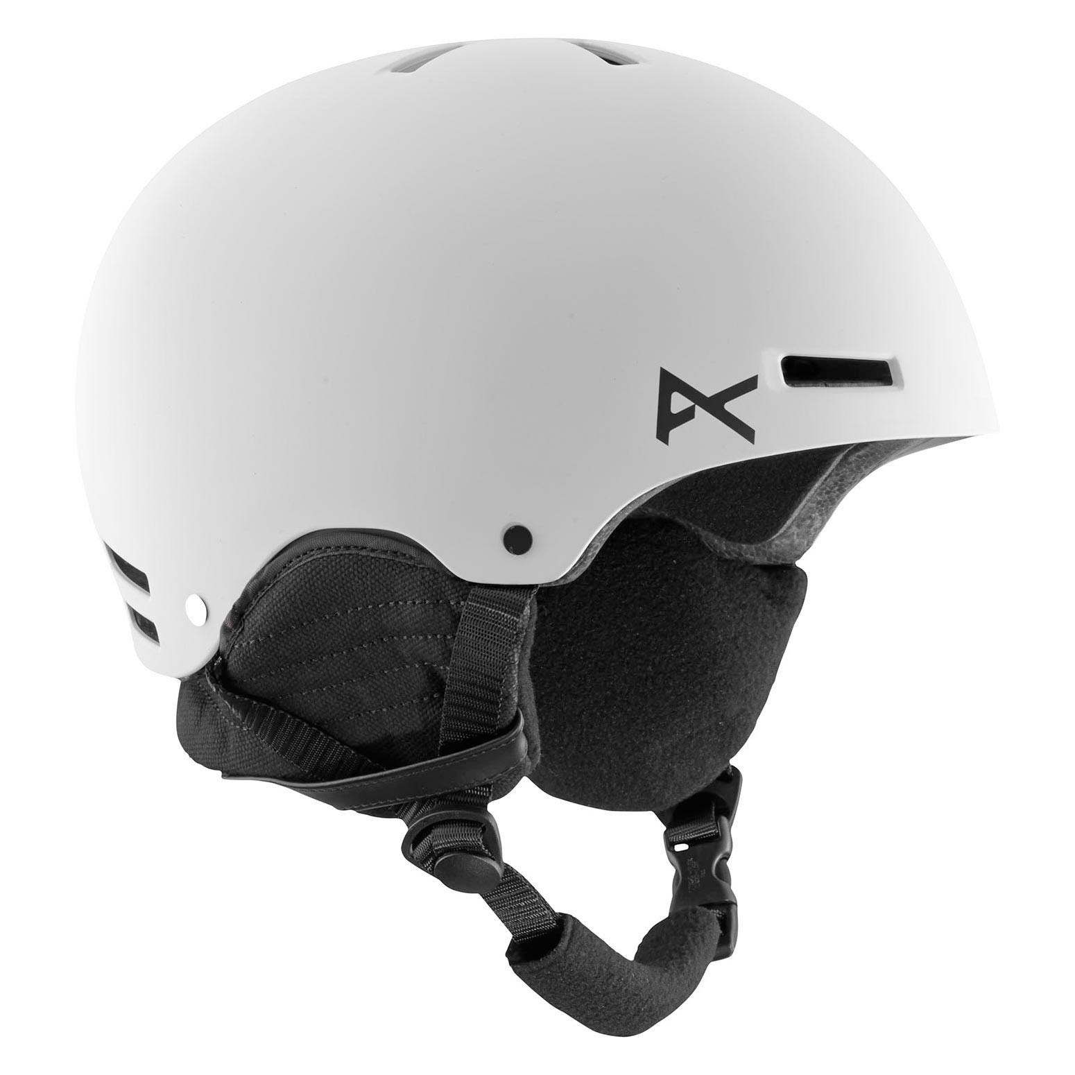 Helma Anon Raider white vel.XL 16/17 + doručení do 24 hodin