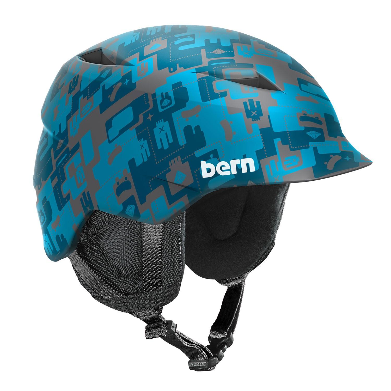 Helma Bern Camino matte blue camo