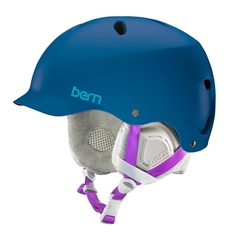 Helma Bern Lenox satin navy blue