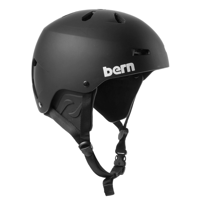 Helma Bern Macon H2O matte black