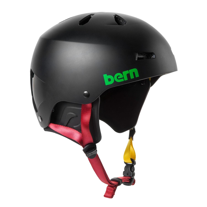 Helma Bern Macon H2O matte black rasta