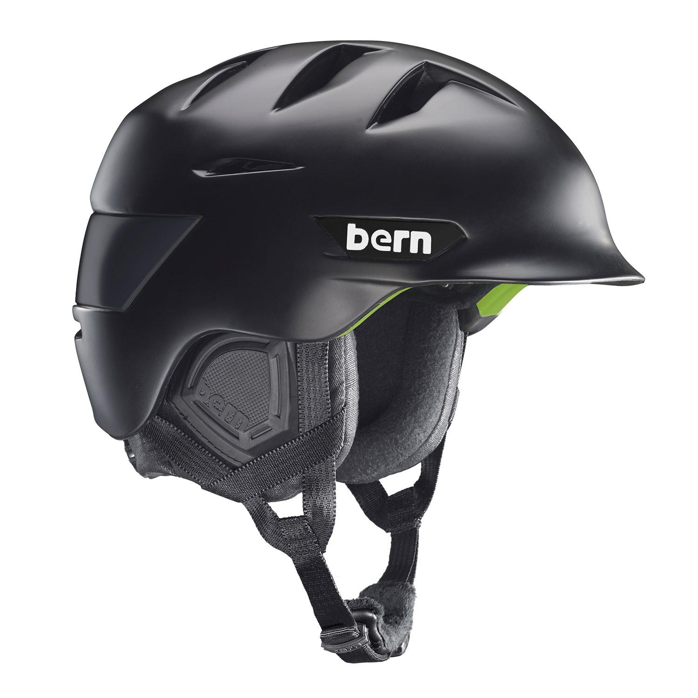 Helma Bern Rollins matte black vel.L/XL (57-60,5 cm) 16/17 + doručení do 24 hodin