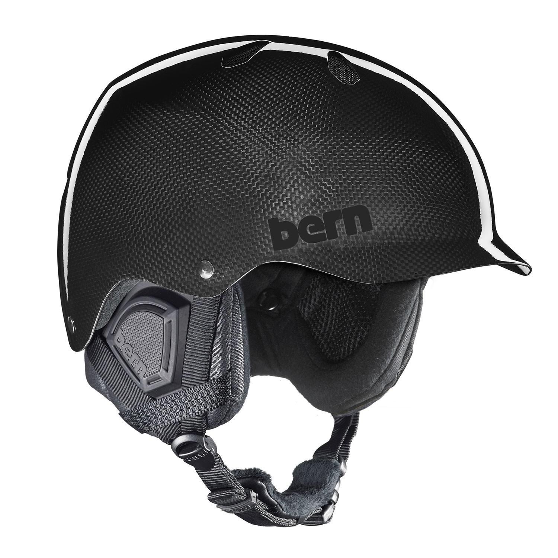 Helma Bern Watts Carbon gel coat black