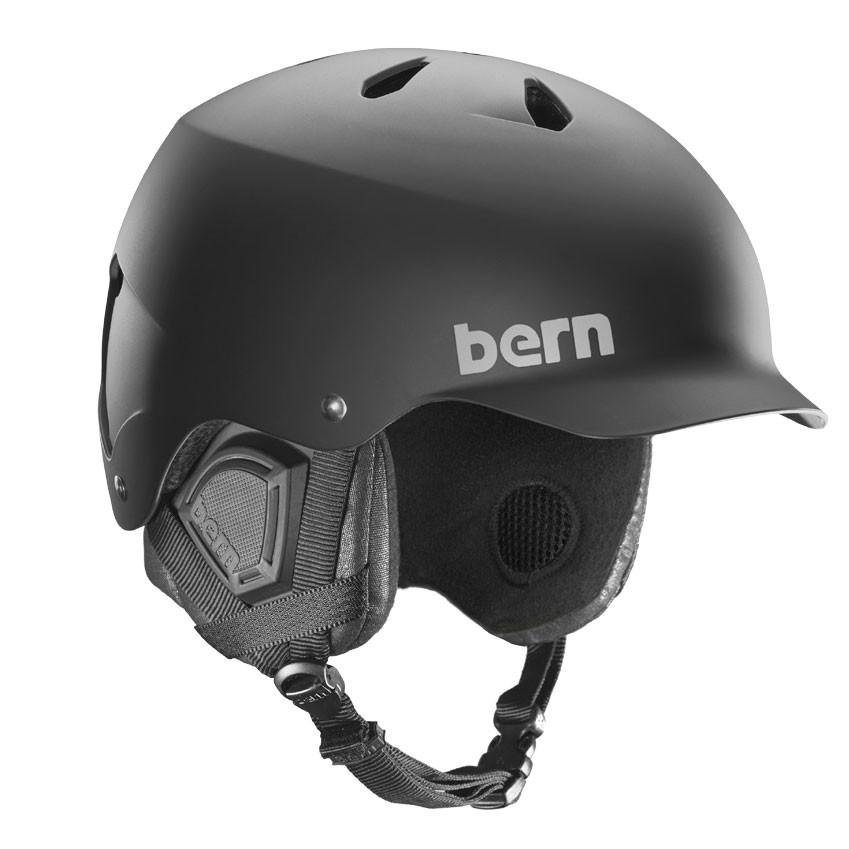 Helma Bern Watts Crank Fit matte black
