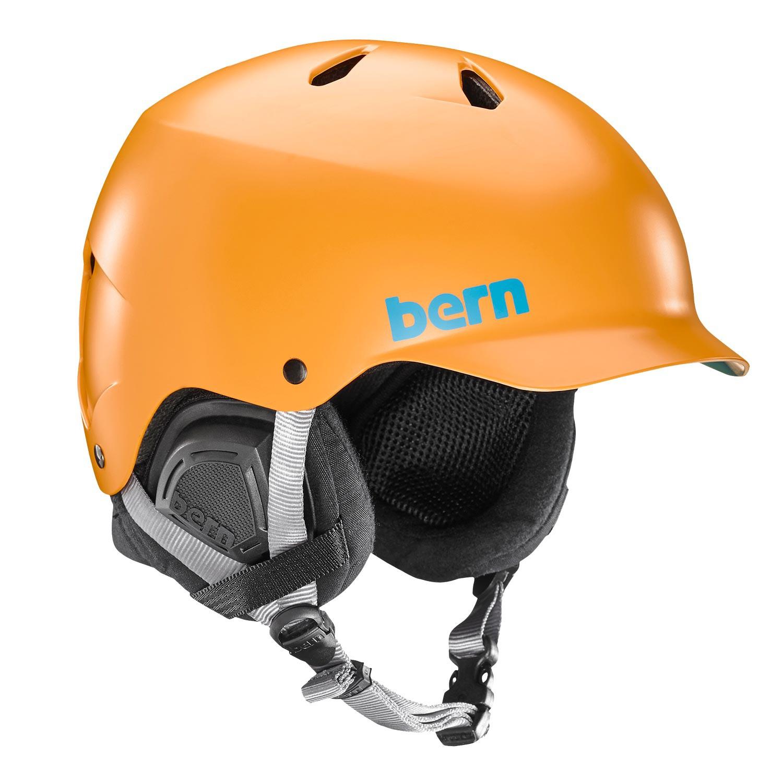 Helma Bern Watts satin orange