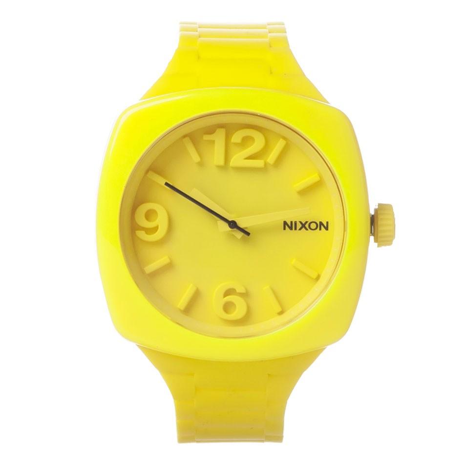 Hodinky Nixon Dial goldenrad