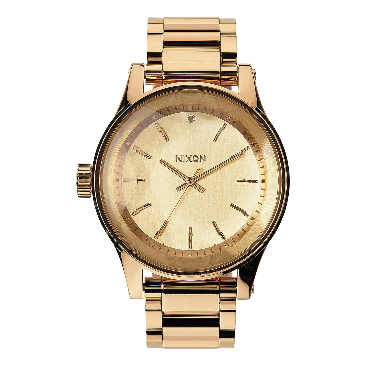Hodinky Nixon Facet all gold