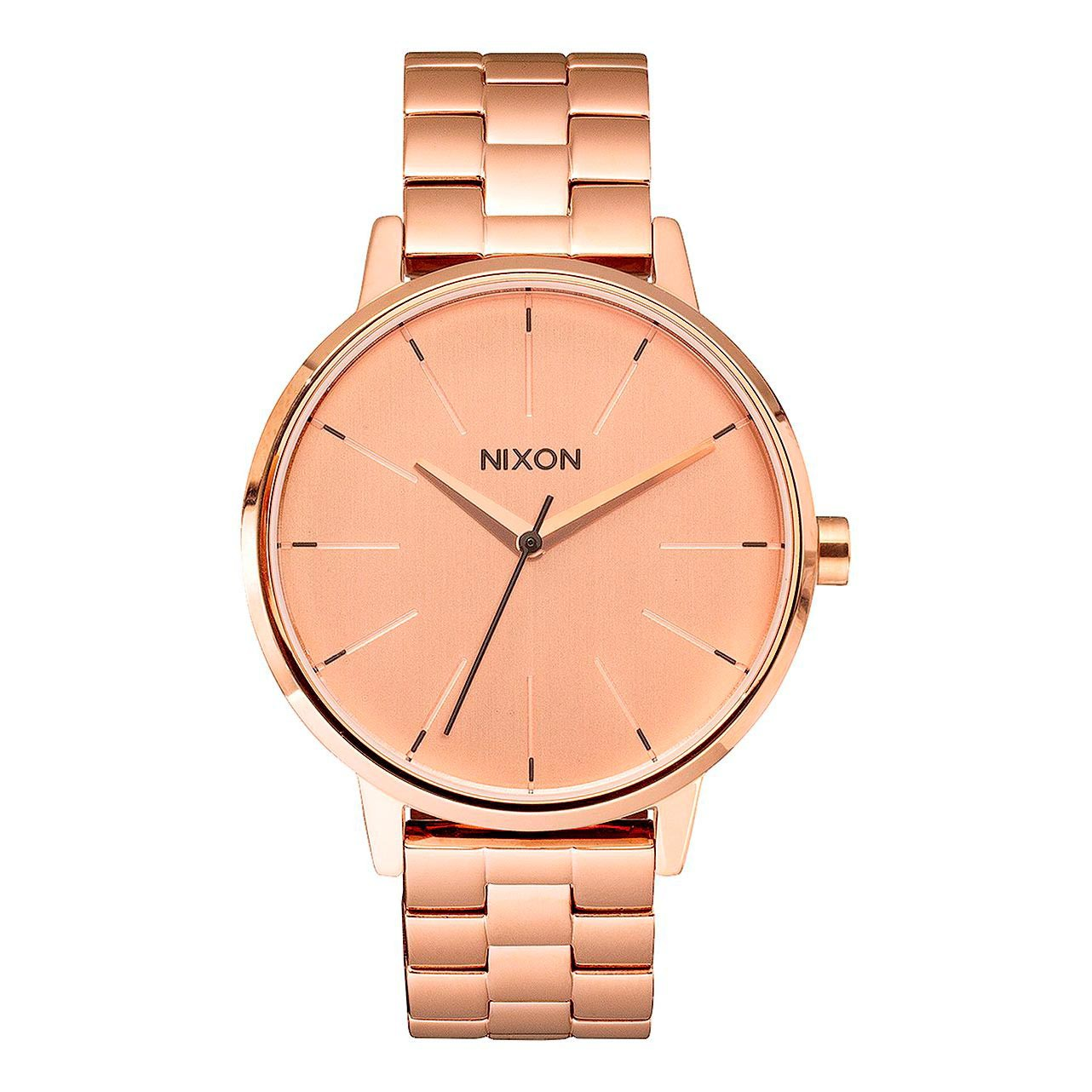 Hodinky Nixon Kensington all rose gold