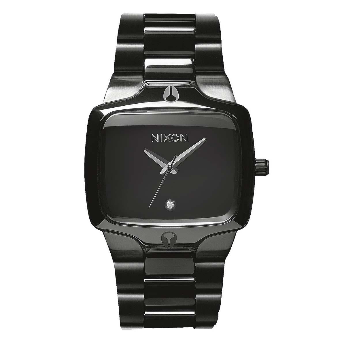 Hodinky Nixon Player all black vel.ocel 15 + doručení do 24 hodin