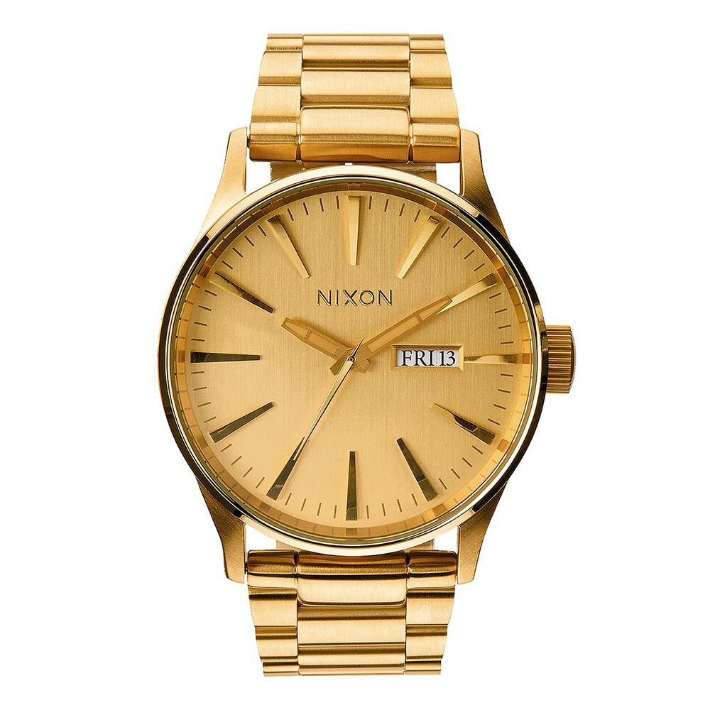 Hodinky Nixon Sentry Ss all gold