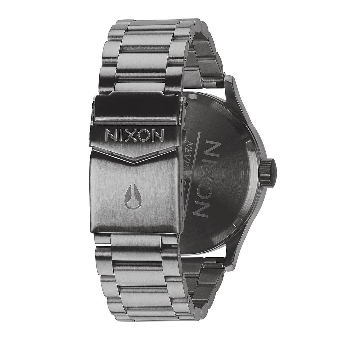 47357eac027 Watch nixon sentry gunmetal green oxyde snowboard zezula jpg 1300x1300 Sentry  gunmetal nixon