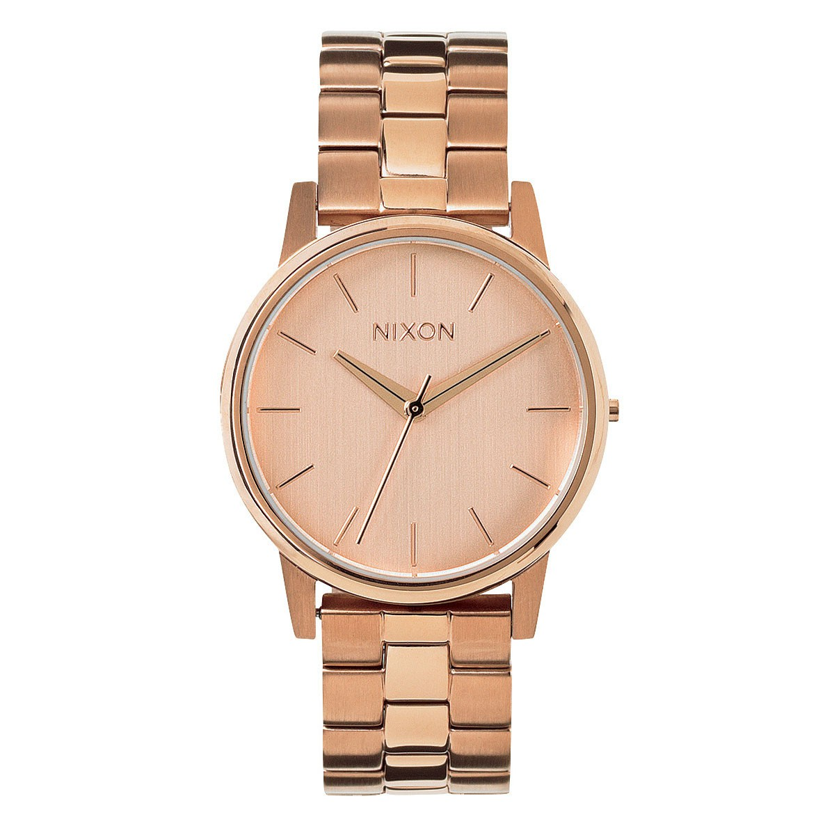 Hodinky Nixon Small Kensington all rose gold