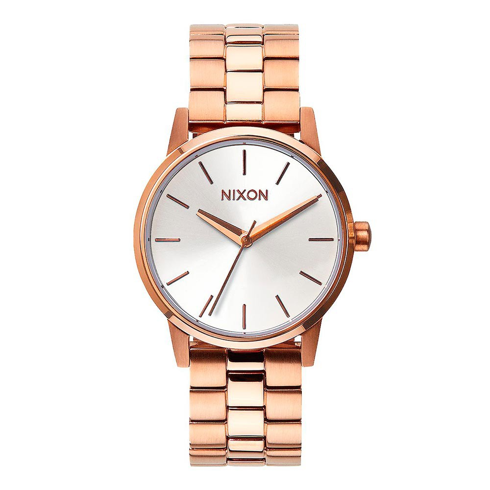 Hodinky Nixon Small Kensington rose/gold/white