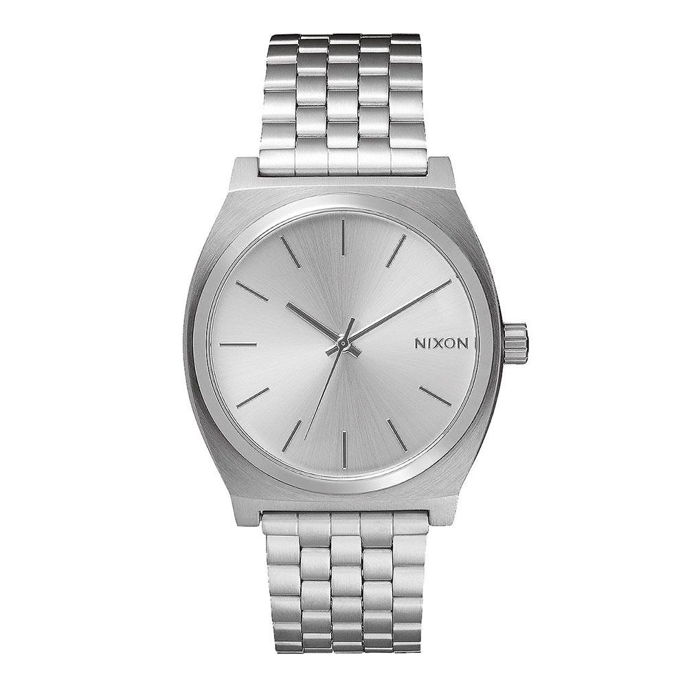 Hodinky Nixon Time Teller all silver
