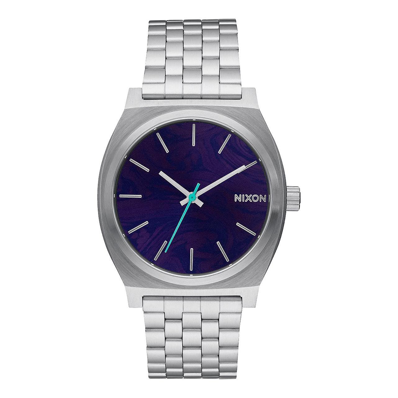 Hodinky Nixon Time Teller purple