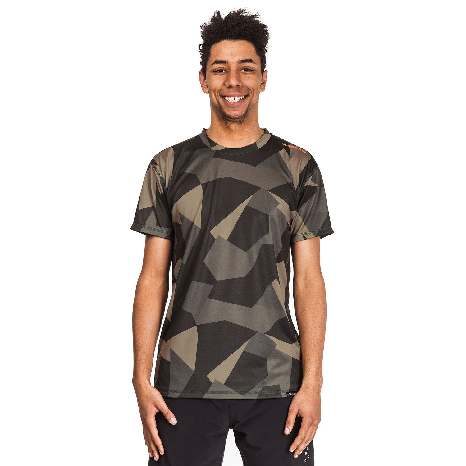 Fitness Horsefeathers Laird olive camo