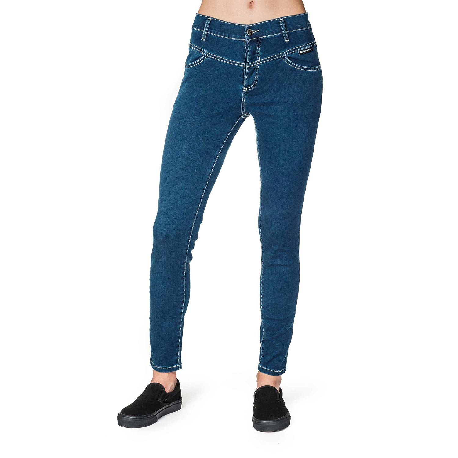 Jeansy Horsefeathers Lune vintage denim