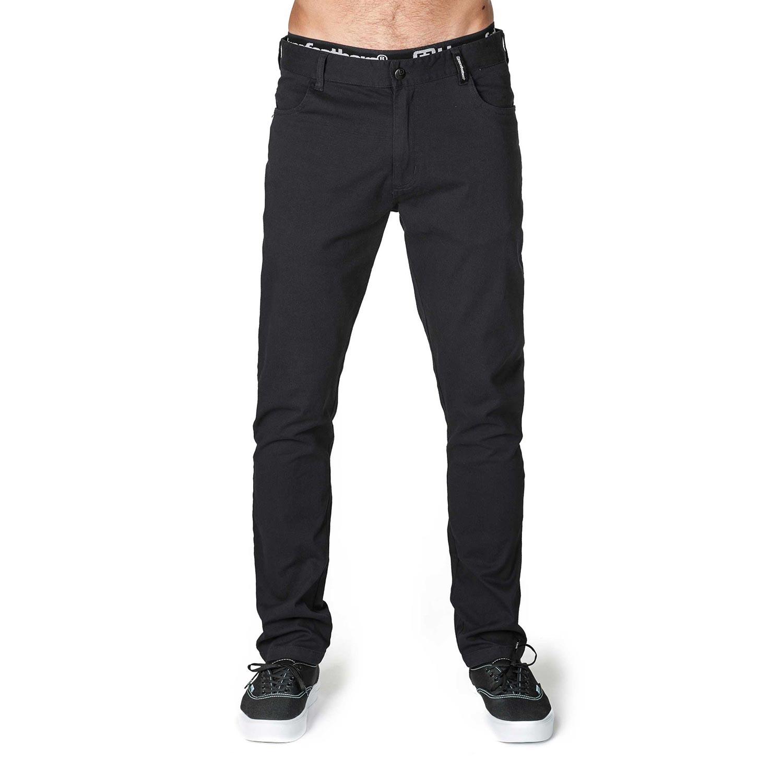Kalhoty Horsefeathers Noel black