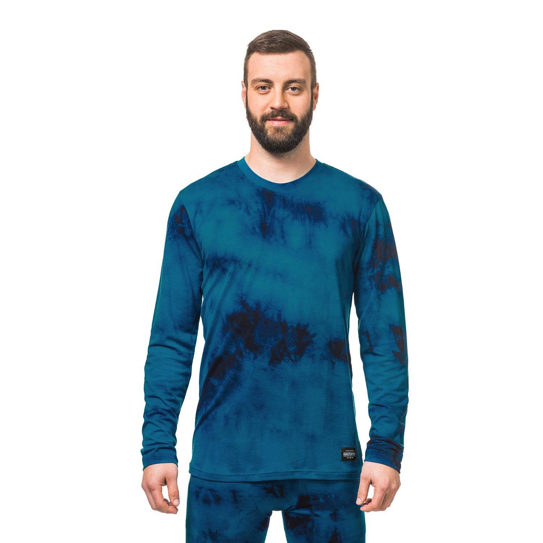 Triko Horsefeathers Silas blue batik