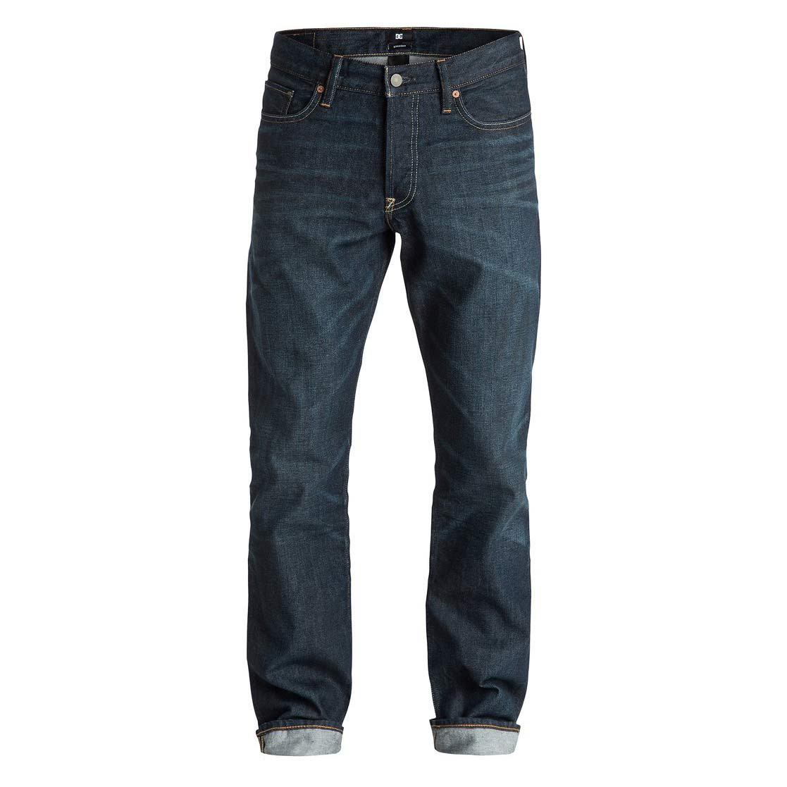 Nohavice DC Washed Straight Jean