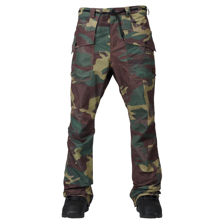 Kalhoty Analog Field surplus camo