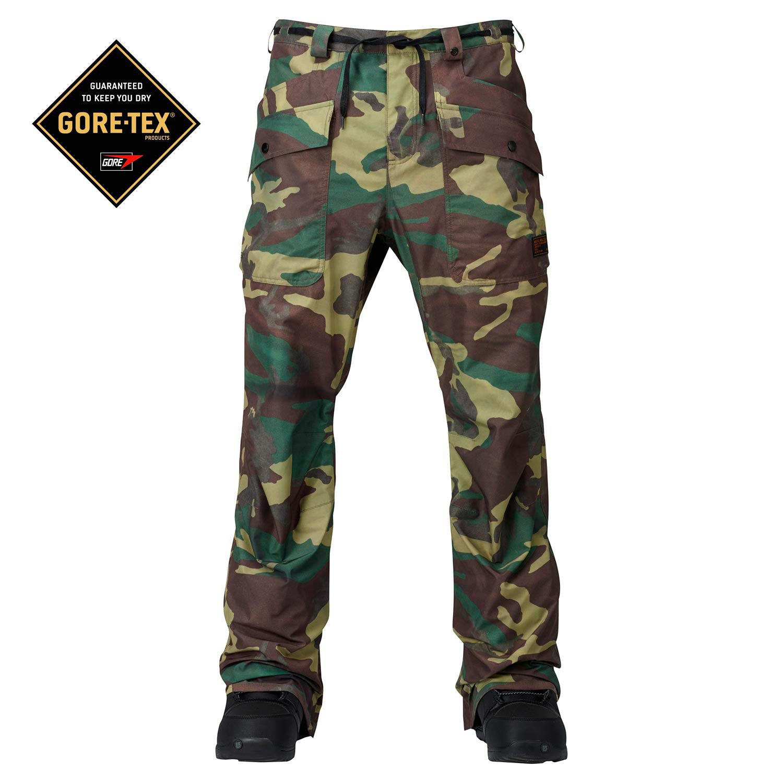 Kalhoty Analog Gore Field surplus camo