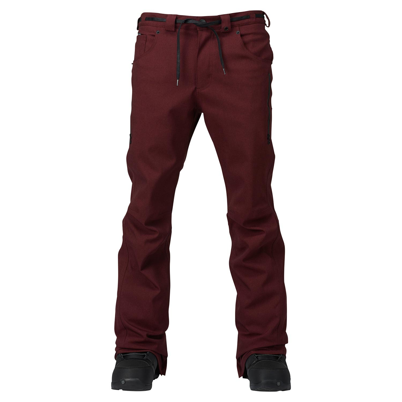 Kalhoty Analog Remer deep purple