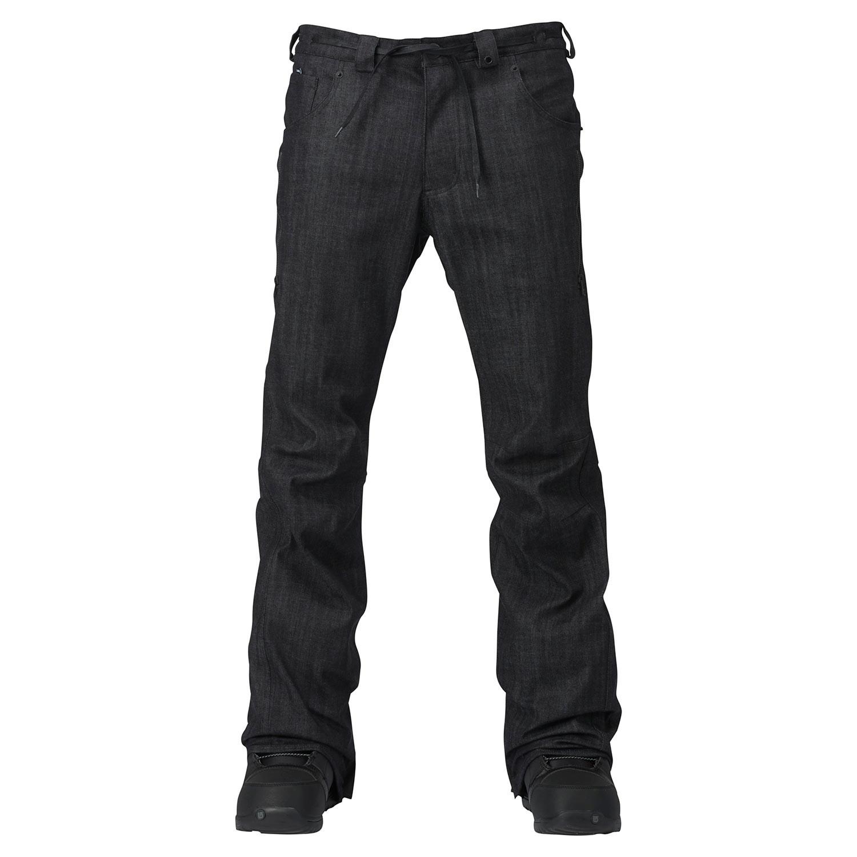 Kalhoty Analog Remer denim black
