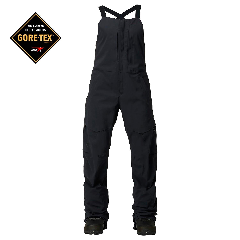Kalhoty Burton Ak 3L Kimmy Bib true black vel.M 16/17 + doručení do 24 hodin