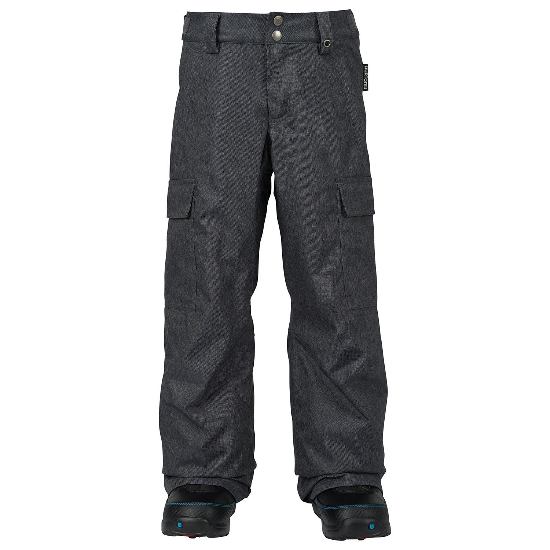 Kalhoty Burton Boys Exile Cargo denim vel.JR S 16/17 + doručení do 24 hodin