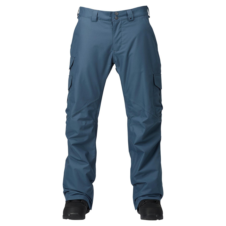 Kalhoty Burton Cargo washed blue