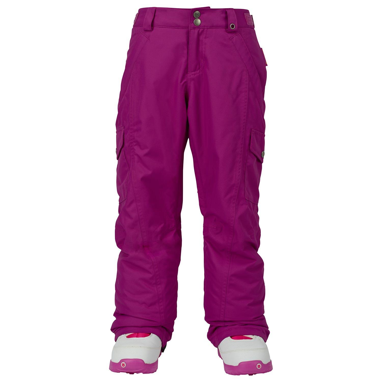 Kalhoty Burton Girls Elite Cargo grapeseed