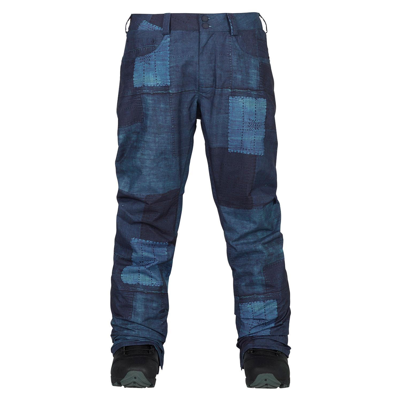 Kalhoty Burton Greenlight indiohobo