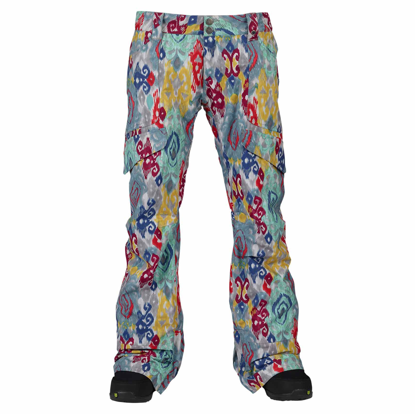 Kalhoty Burton Lucky kasbah