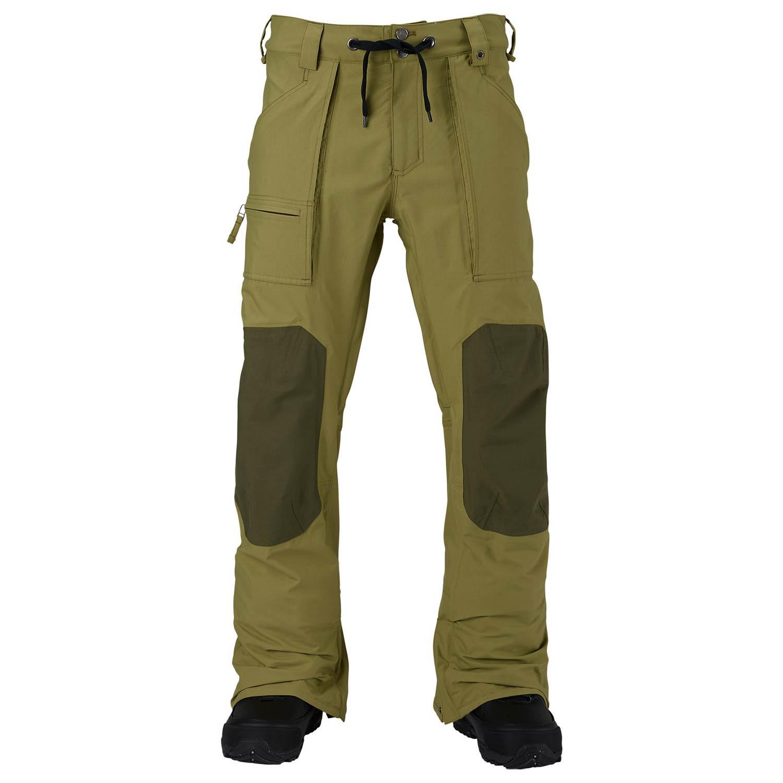 Kalhoty Burton Southside Mid Fit algae/keef vel.XL 15/16 + doručení do 24 hodin