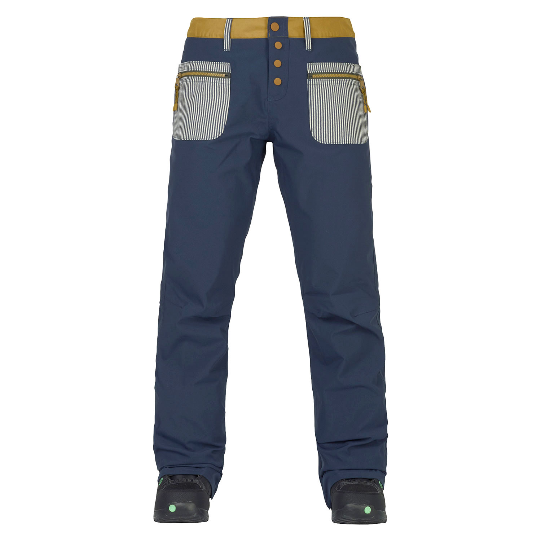Kalhoty Burton Wms Twenty Ounce mood indigo
