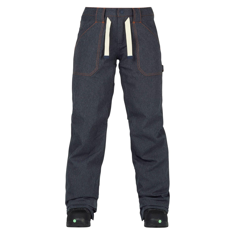 Kalhoty Burton Wms Veazie denim
