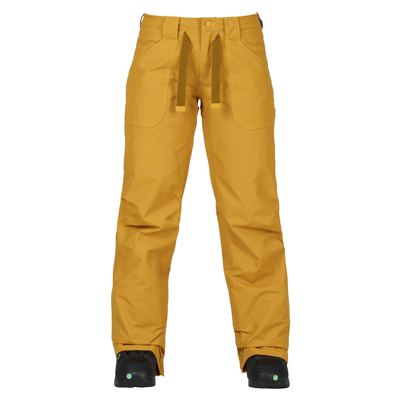 Kalhoty Burton Wms Veazie harvest gold