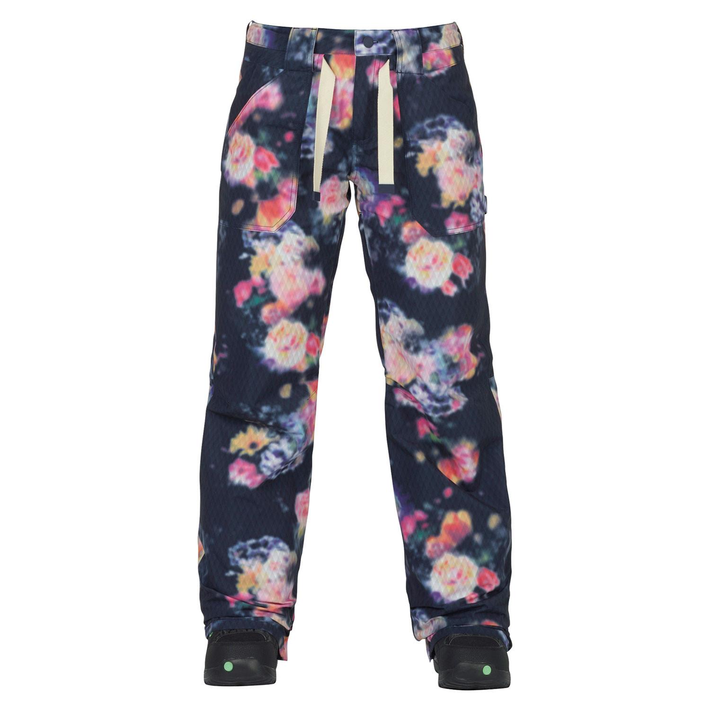 Kalhoty Burton Wms Veazie prism floral