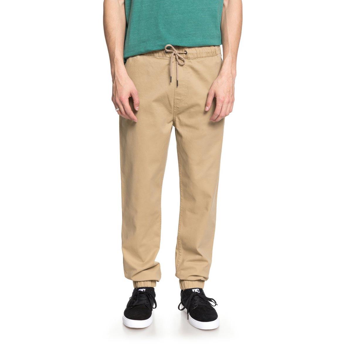 Kalhoty DC Blamedale khaki