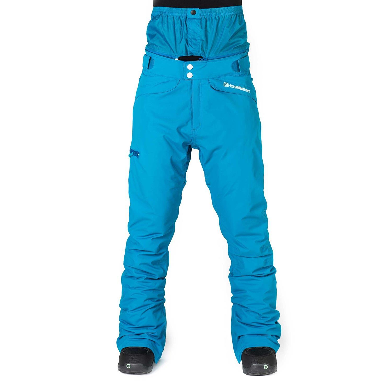 Kalhoty Horsefeathers Alix blue