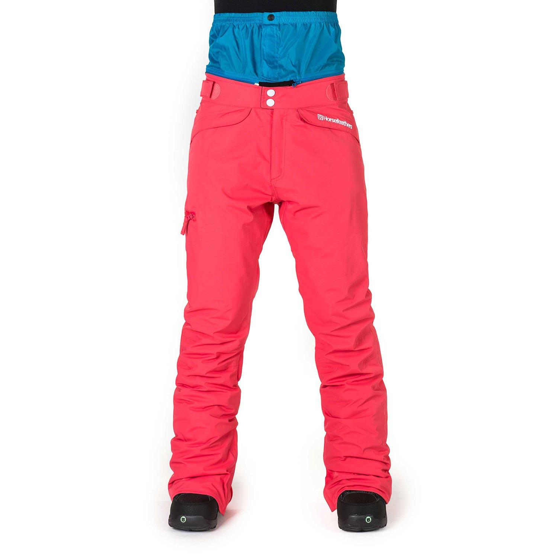 Kalhoty Horsefeathers Alix rouge