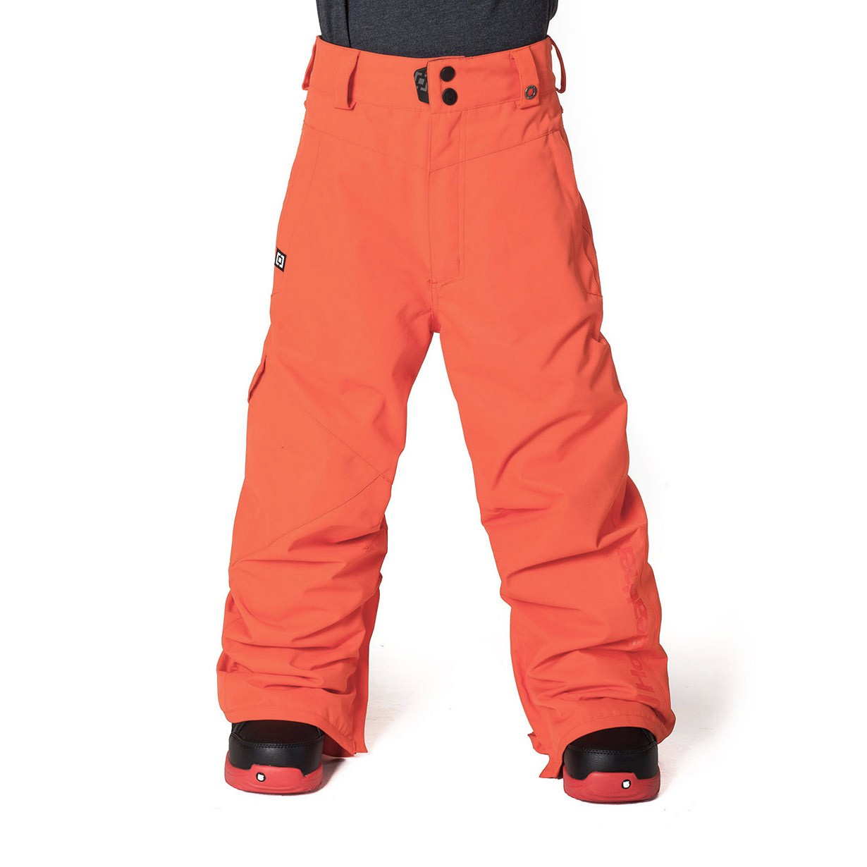 Kalhoty Horsefeathers Blast Kids orange