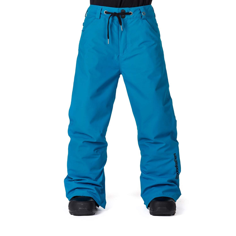 Kalhoty Horsefeathers Cheviot Kids blue