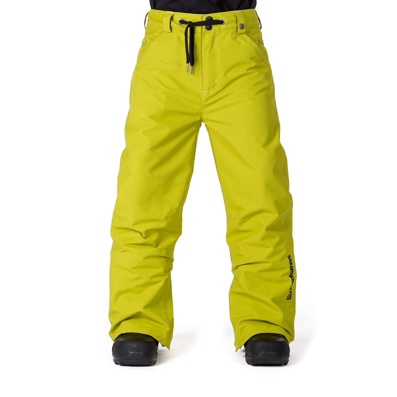 Kalhoty Horsefeathers Cheviot Kids citronelle