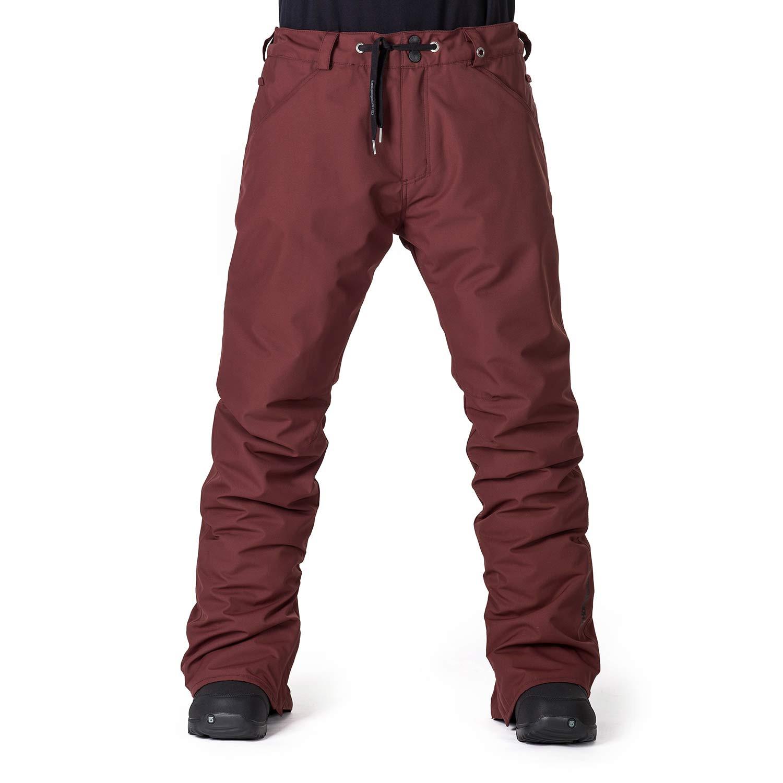 Kalhoty Horsefeathers Cheviot ruby