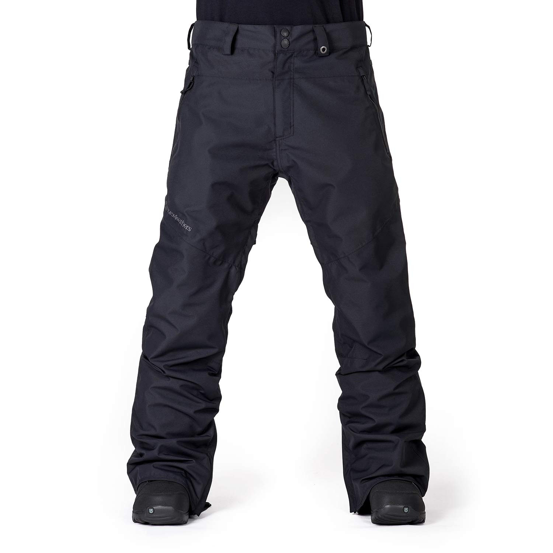 Kalhoty Horsefeathers Elkins black