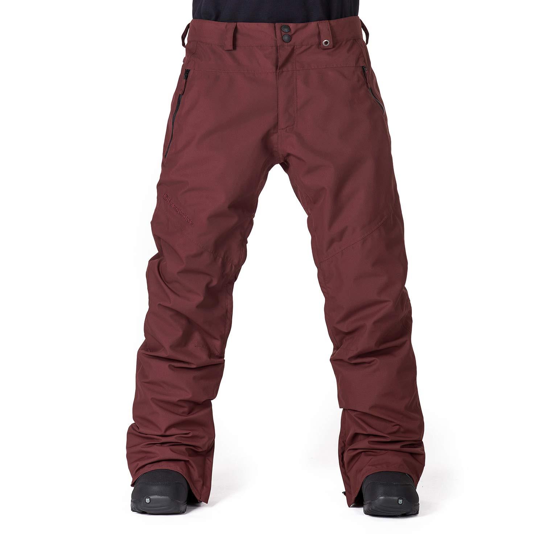 Kalhoty Horsefeathers Elkins ruby