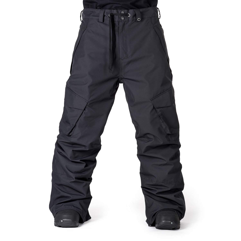 Kalhoty Horsefeathers Findlay black