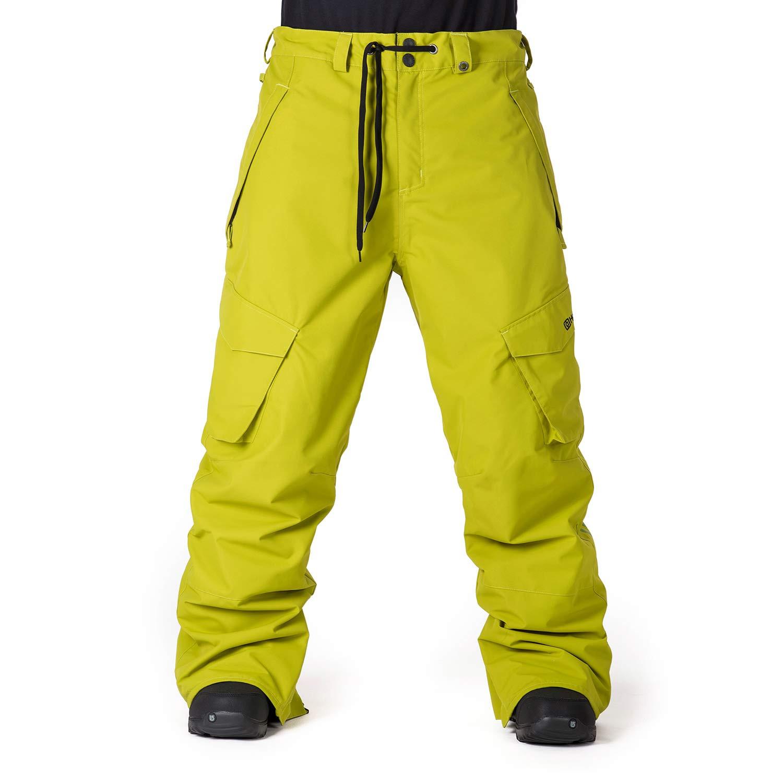 Kalhoty Horsefeathers Findlay citronella